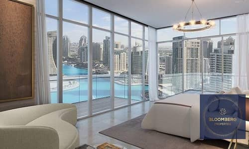 3 Bedroom Flat for Sale in Dubai Marina, Dubai - Luxurious apartment | High floor | Great View | Brand new