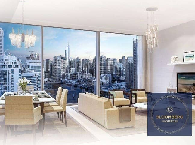 2 Luxurious apartment | High floor | Great View | Brand new