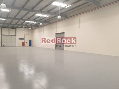 Semi Independent 17000 Sqft Warehouse with 80KW in Al Quoz