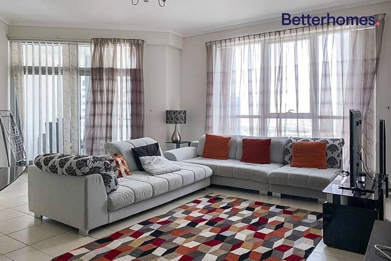 2 High floor | Furnished 2 bed | Chiller free