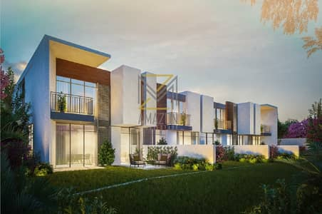 Meraas Townhouse with 5 Years Post Handover / Ready by June 2021 / Best Quality in the Market!