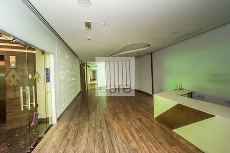 Office for Rent in Dubai Festival City, Dubai - Vacant | Fitted Office | DED Licensed Clients