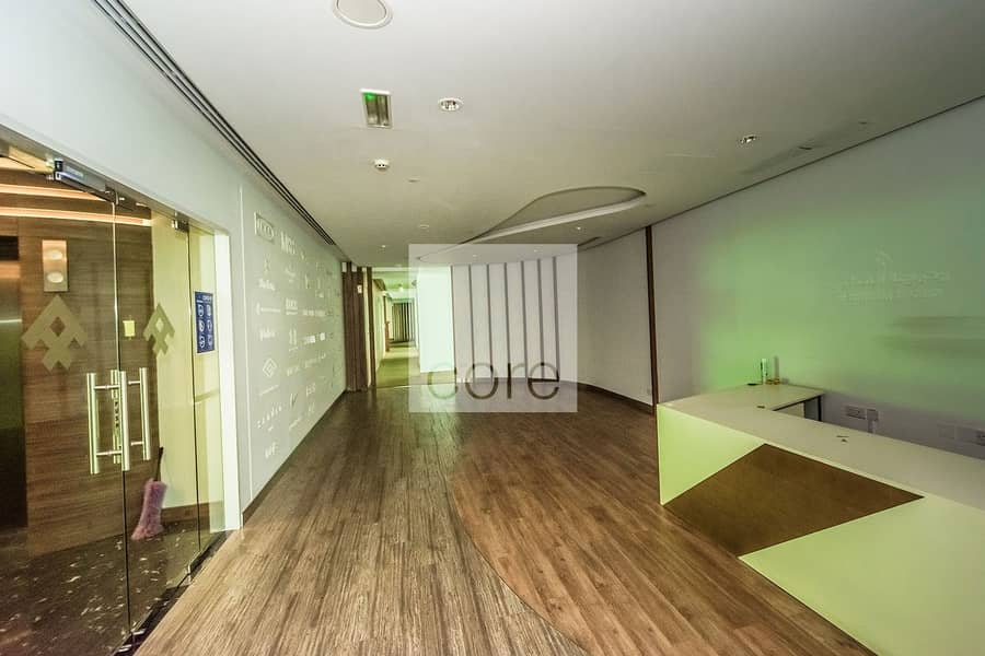 Vacant | Fitted Office | DED Licensed Clients