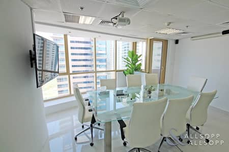 Office for Sale in Jumeirah Lake Towers (JLT), Dubai - Luxury Furnished | Close to Metro | Ready ROI