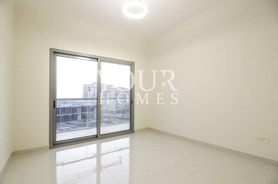 2 JA | Spacious 1 Br With Community View