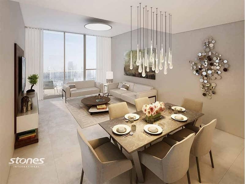Sleek & Stylish Apartment Hand Over Q4 2020