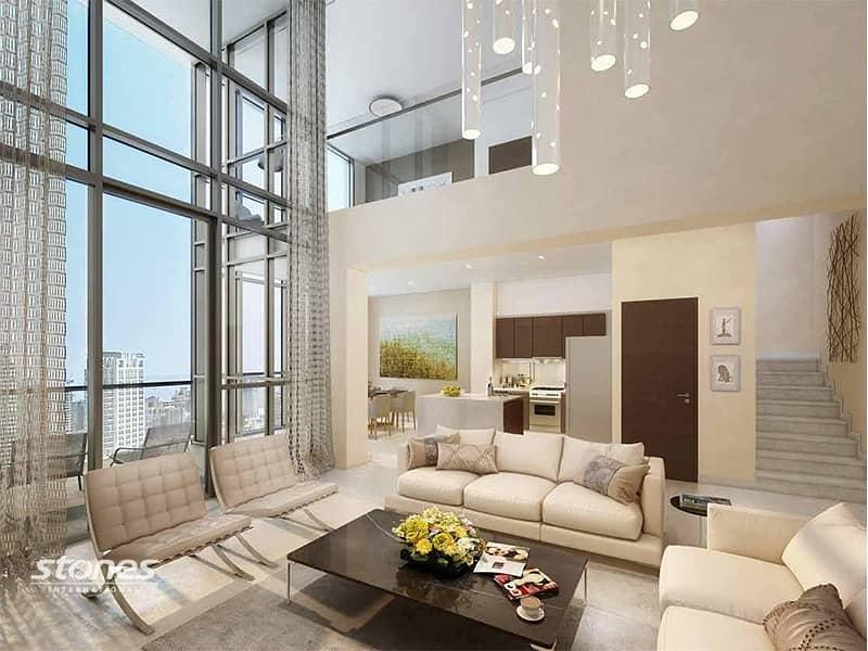 2 Sleek & Stylish Apartment Hand Over Q4 2020