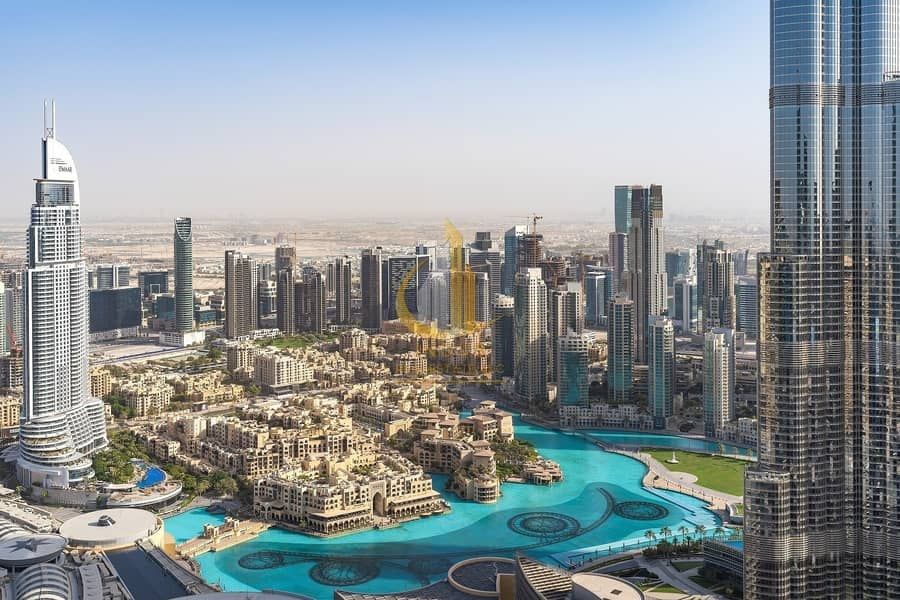 Sky Collection | Where the Burj is Your Neighbour