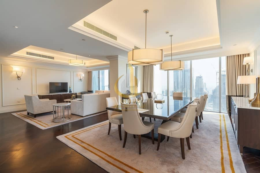 2 Sky Collection | Where the Burj is Your Neighbour
