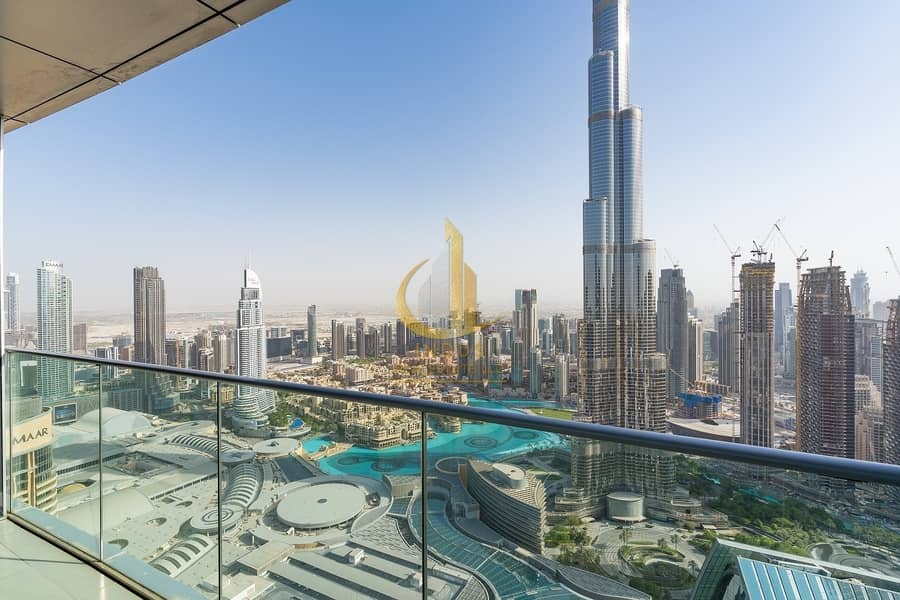 25 Sky Collection | Where the Burj is Your Neighbour
