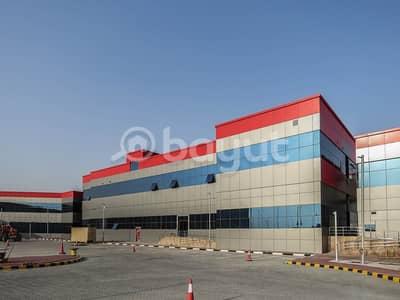 معرض تجاري  للايجار في مدينة الإمارات الصناعية، الشارقة - Brandnew Showrooms - Rahmaniya Subway - Highway Emirates Road 611 -