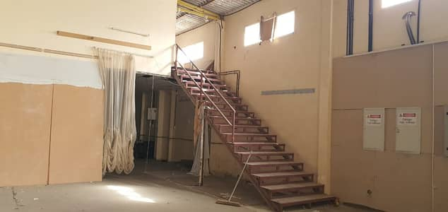 Warehouse for Rent in Industrial Area, Sharjah - 20000 Square feet Warehouse with Open land available in Industrial area no 4, Sharjah