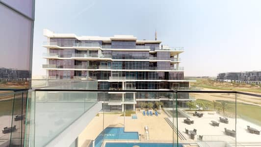 1 Bedroom Flat for Rent in DAMAC Hills (Akoya by DAMAC), Dubai - Pool & golf views   Open kitchen   Pay rent online