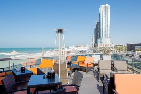 Shop for Rent in Corniche Ajman, Ajman - RESTAURANT FOR RENT IN CORNICHE AVENUE MALL IN AJMAN