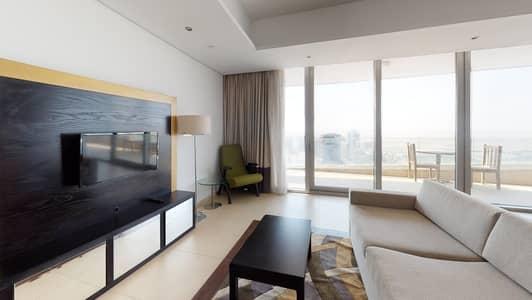 High floor | Kitchen appliances | Concierge service