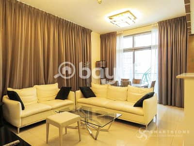 2 Bedroom Flat for Rent in Downtown Dubai, Dubai - NEGOTIABLE l GREAT VALUE FOR MONEY l HIGH FLOOR FULLY FURNISHED WITH PARTIAL FOUNTAIN VIEW