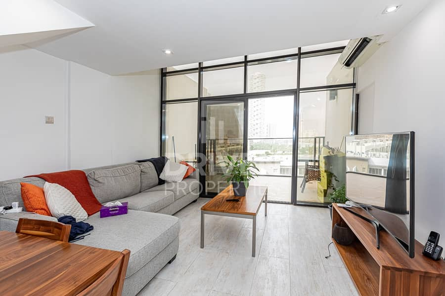 2 Duplex and Fully Furnished 1 Bedroom Apt