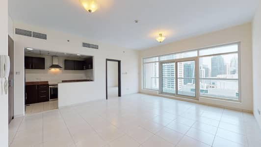 1 Bedroom Apartment for Rent in Dubai Marina, Dubai - Water views | Kitchen appliances | Move-in ready