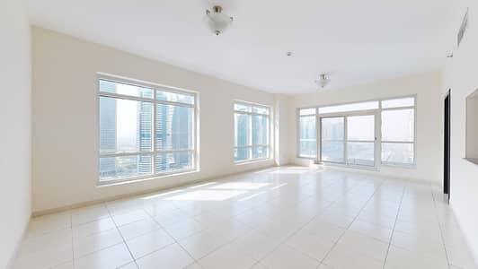 شقة 1 غرفة نوم للايجار في دبي مارينا، دبي - No commission | Kitchen appliances | Street views