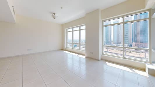 1 Bedroom Flat for Rent in Dubai Marina, Dubai - Balcony | Outdoor pool | 12 payments