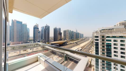 1 Bedroom Apartment for Rent in Dubai Marina, Dubai - Street views | Chiller free | Close to Marina walk
