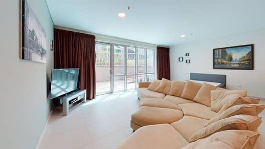 Studio for Rent in Dubai Marina, Dubai - No commission   Furnished   Flexible contract
