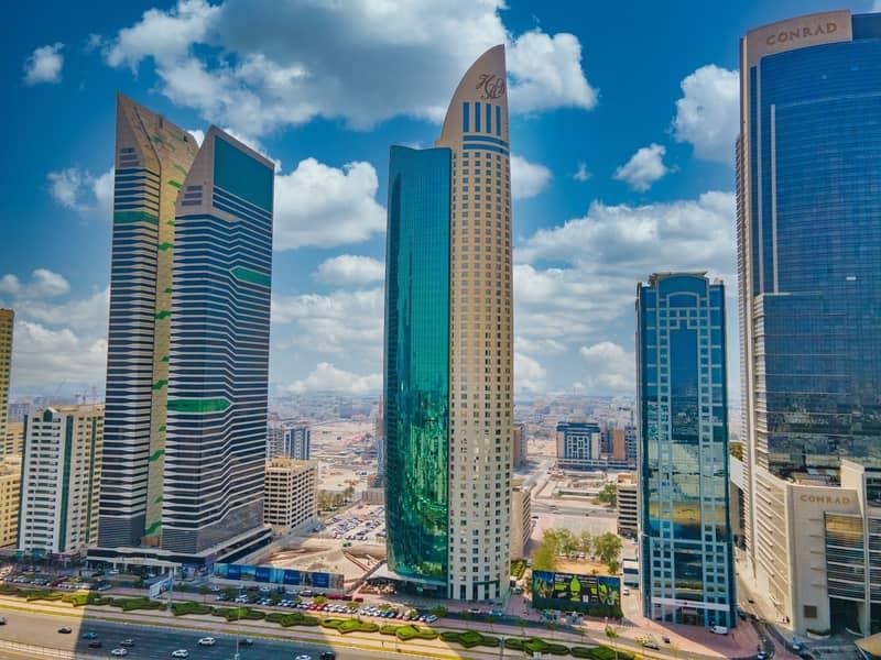 25 High floor duplex | 45 days free | Contactless tours