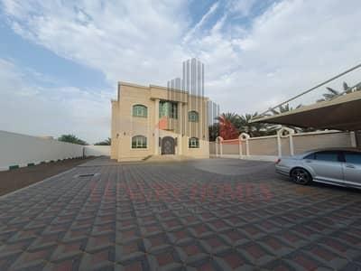فیلا 7 غرف نوم للايجار في فلج هزاع، العین - Captivating Private Access Villa with Big Yard