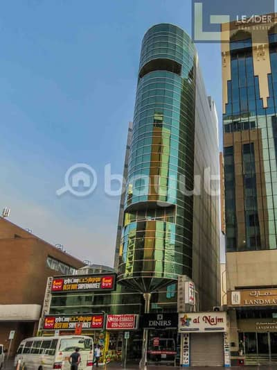 Office for Rent in Deira, Dubai - Office l Near Baniyas Metro l 1 Unit Left l Direct Owner