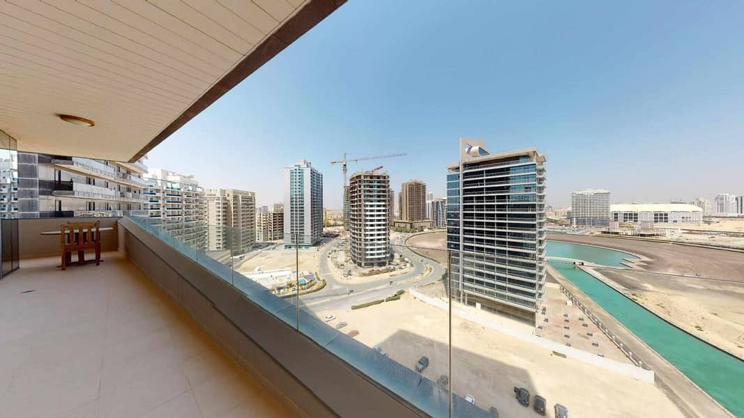 High floor | Furnished | Rooftop pool