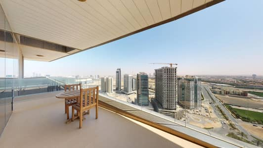 High Floor | Fully furnished | City views