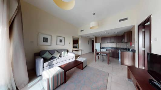 1 Bedroom Apartment for Rent in Dubai Sports City, Dubai - Furnished | Children's pool | Contactless tours