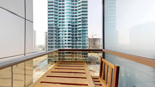 Fully furnished | Balcony | Shared hot tub