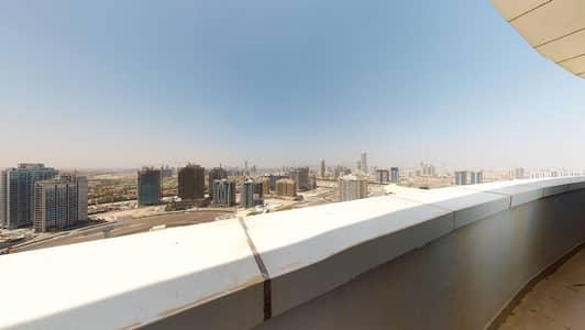 شقة 2 غرفة نوم للايجار في مدينة دبي الرياضية، دبي - High rise 2-BR   Sauna and steam room   Monthly payments
