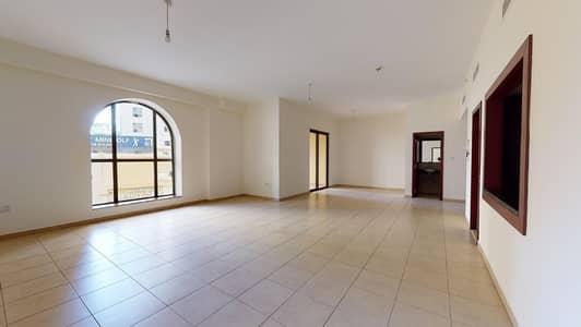 فلیٹ 1 غرفة نوم للايجار في جميرا بيتش ريزيدنس، دبي - No commission | Monthly payment option | Retail outlets