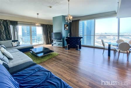 1 Bedroom Flat for Sale in Jumeirah Lake Towers (JLT), Dubai - Executive 1 Bed | Upgraded | High Floor