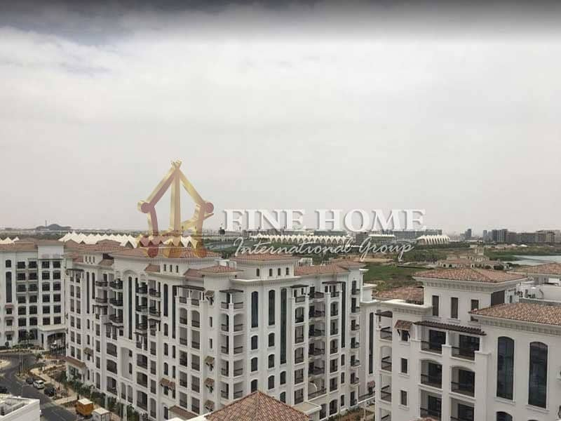 1 3BR Apartment Infront of Water Park & Gold Course