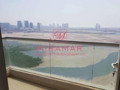 فلیٹ 1 غرفة نوم للايجار في جزيرة الريم، أبوظبي - شقة في اوشن سكيب شمس أبوظبي جزيرة الريم 1 غرف 55000 درهم - 4752191