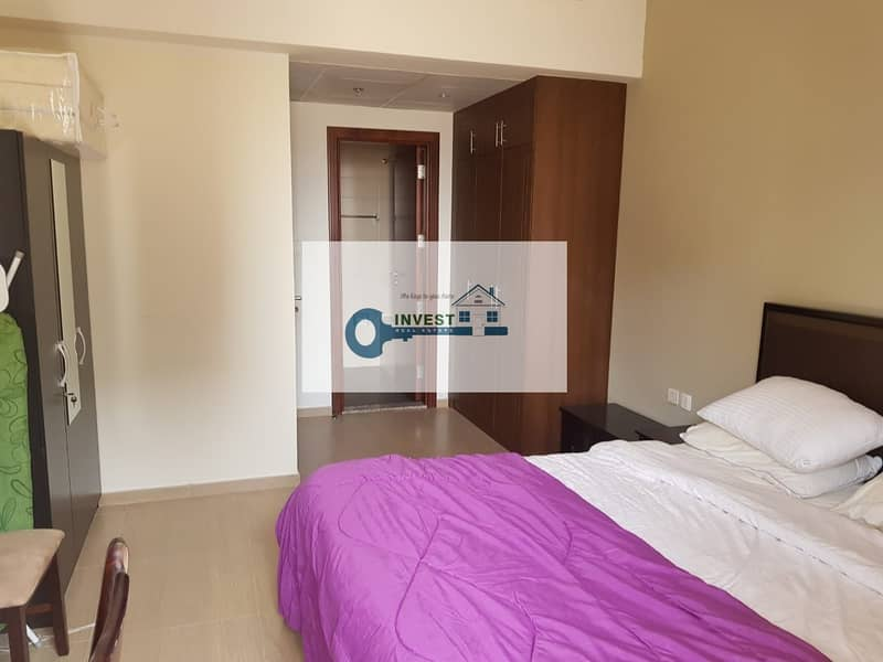 2 BEST PRICE | ONLY 32K IN 4 CHEQS - ONE BEDROOM | FULLY FURNISHED EXCELLENT CONDITION | CALL NOW