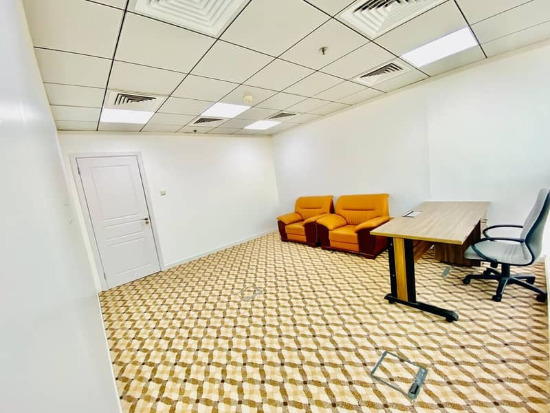 2 Luxurious Offices|| Direct From Owner||24/7 Accessible