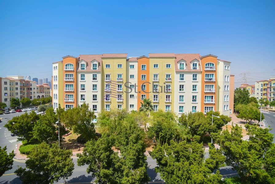 Exclusive Discovery Garden 1 Bed U Type Rented Unit 420000