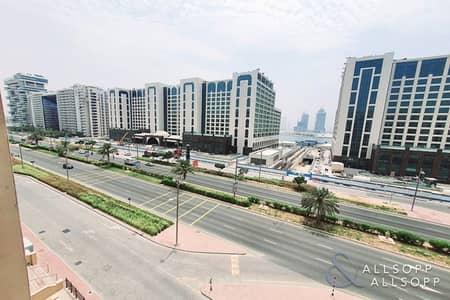 شقة 1 غرفة نوم للايجار في نخلة جميرا، دبي - 1 Bedroom | Vacant | Unfurnished | Balcony