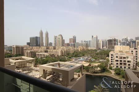 1 Bedroom Apartment for Rent in The Views, Dubai - 1 Bedroom | Canal Views | Large Layout