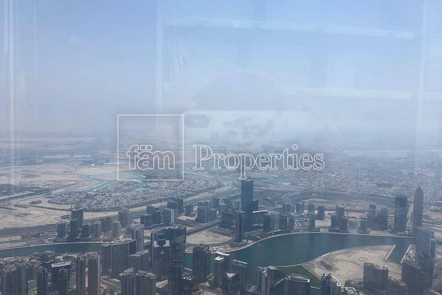 2 High-End Fitted Full Floor in Burj Khalifa