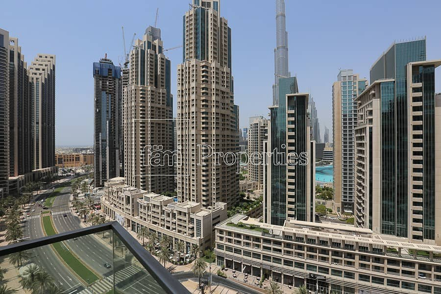 18 Breathtaking Apart I Partial Burj Khalifa View I!