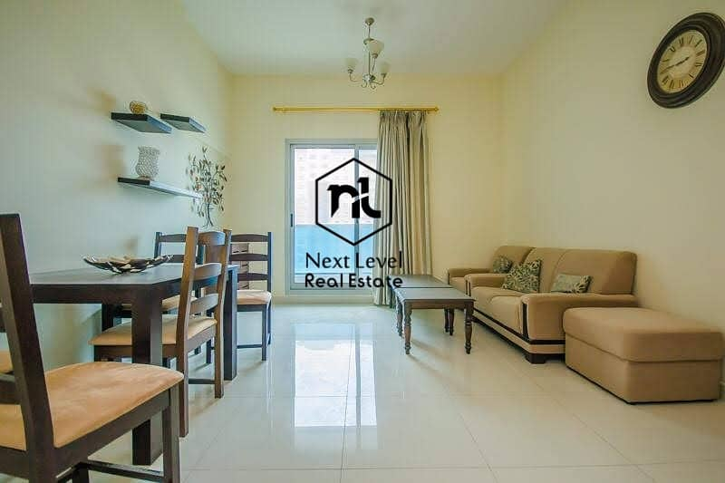 Vacant Specious 1 Bedroom in Elite 5 - Higher Floor - Just AED 420