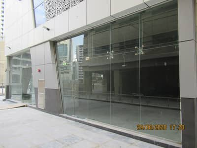 Shop for Rent in Barsha Heights (Tecom), Dubai - front view