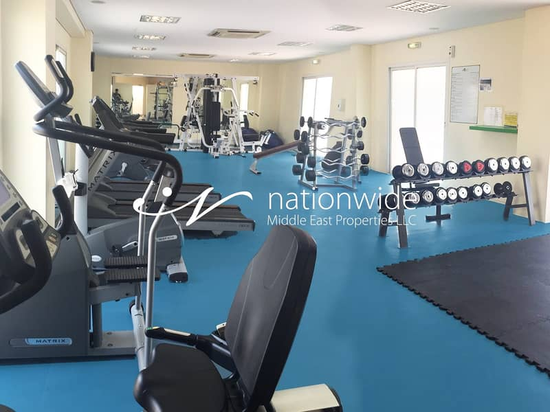 12 Vacant! Exceptional Type A 2 BR Apartment In Al Reef
