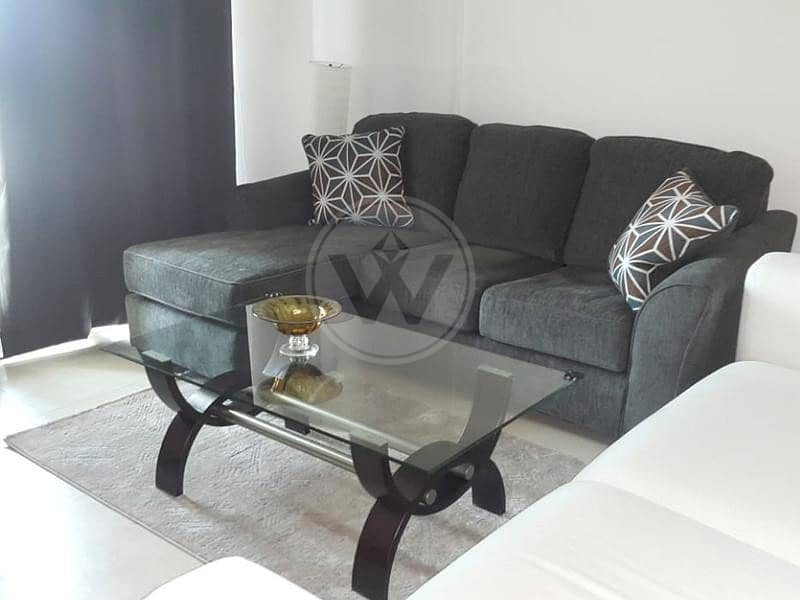 Completely furnished apartment | Flexible payments