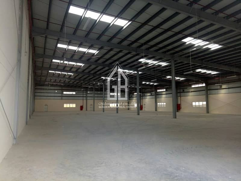 16 2 Units Brand New Factory with Office Premises for Rents